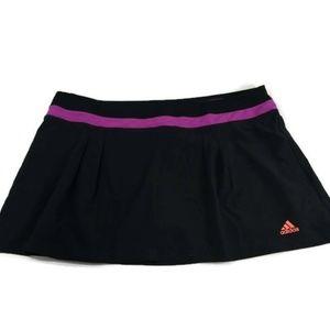 Adidas Women's XL Climalite Running Tennis Skort